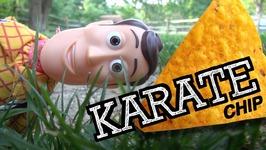 Toy Story 4 - Doritos Karate Chop Kidnap 2 - Woody Buzz Lightyear Batman