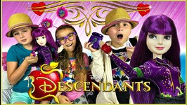 Disney Descendants 2 Dolls - Surprise Toy Descendants Dolls