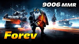 Forev Sniper Highlights 9006 MMR Dota 2