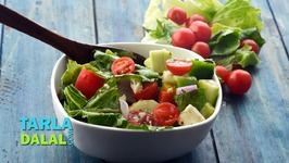 Greek Salad - Healthy Veg Greek Salad