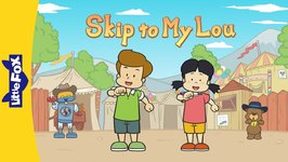 Skip to My Lou - Sing-alongs - Animated Songs for Kids
