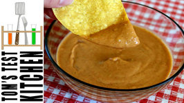 Homemade Bean Dip
