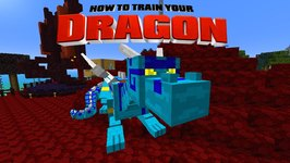 Minecraft - HOW TO TRAIN YOUR DRAGON - Dragon Treasure Hunt! 42