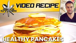 Healthy Pancakes (2 Ingredients)