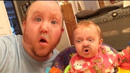 Dad Goes Too Far With Creepy Face Swaps