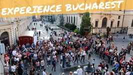 Flying to Romania - First Impressions of Bucharest