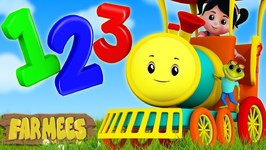 The Numbers Song - Learn Numbers - Counting Song - Preschool Rhymes