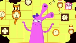 Hickory Dickory Dock  Nursery Rhymes For Kids - Popular English Rhymes