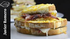 Como hacer un sándwich completo