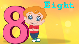 Number Eight - Learning Numbers for Kids