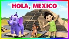 Hola, Mexico - 4k