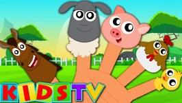 Finger Family Animal - New Songs For Kids And Children - Nursery Rhymes - Kids Tv Nursery Rhymes