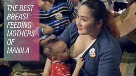 The Filipino Women Busting Up Breastfeeding Stigmas