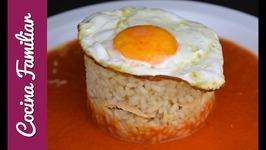 Pastel de arroz con atún - Como hacer arroz blanco muy suelto