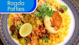 Ragda Patties Recipe  Popular Mumbai Street Food  The Bombay Chef - Varun Inamdar