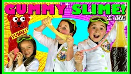 Edible Slime Candy - Diy The Best Gummy Slime