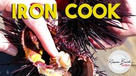 Sea Urchin - How To Eat A Sea Urchin