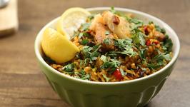 How To Make Paella   Spanish Cuisine   Nick Saraf's Foodlog