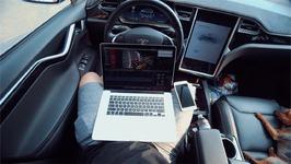 Whats your dream job - Tesla P90D Supercharger