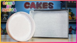 Baking Hack - How To Line A Cake Tin Perfectly Every Time - CakesByChoppA Easy Tip