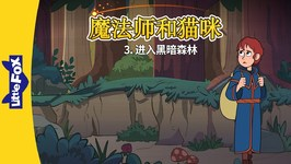 Wizard and Cat 3 - Into the Dark Forest (魔法师和猫咪 3 - 进入黑暗森林) Level 4 - Chinese
