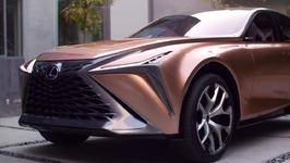 Lexus LF-1 Limitless Exterior Design