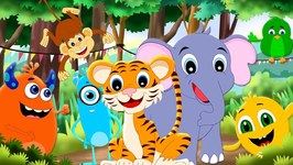 I Went To The Animal Fair - Momo Beats Cartoons For Children - Songs For Babies by Kids Channel