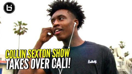 Collin Sexton - The Young Bull - Takes Over California 2017 Ballislife All American Game