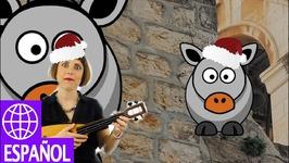 Christmas Songs For Kids In Spanish - El Burrito