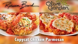 Ep.6 Rebecca Brand Recipes - Olive Garden Chicken Parmesan Copycat Recipe And Tender Beef Stir Fry