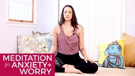 Meditation For Anxiety And Worry (Clearing and Clarity) - How To Meditate For Beginners