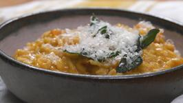 Butternut Squash Risotto for the Pressure Cooker