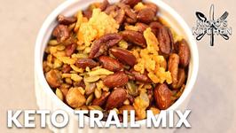 Keto Trail Mix Recipe / Low Carb Healthy Snacks