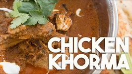 Chicken KHORMA - BANGALORE Style Curry, Korma Or Kurma