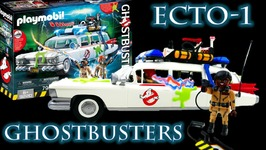 Original Ghostbusters Ecto-1 Playmobil Playset Review