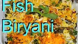 Fish Biryani - Smart Recipe