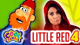 Little Red Riding Hood Part 4 - Story Time With Ms Booksy