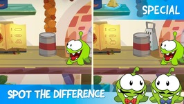Spot the Difference Ep 15 - Om Nom Stories - Sweet Recipe