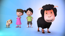 Baa Baa Black Sheep  Popular Children's Nursery Rhymes