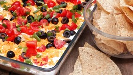 Easy Taco Dip (No-Cook Appetizer)