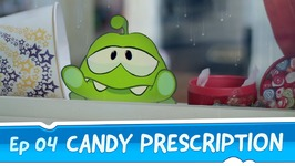 Om Nom Stories- Candy Prescription -Episode 4 Cut the Rope