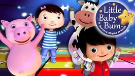 Little Baby Bum - Jumping Around - Nursery Rhymes for Babies - Songs for Kids