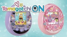 New Tamagotchi On Pets Go on a Playdate - First Look and Review