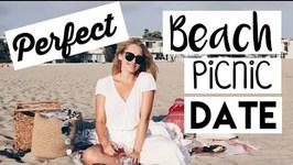 The Perfect Picnic Date  Labor Day Picnic Ideas