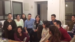 Under Fire for Comments About US Jewish Community, Israeli Politician Celebrates Thanksgiving