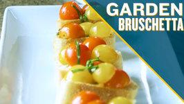 Garden Bruschetta