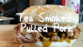 Tea Smoked Pulled Pork
