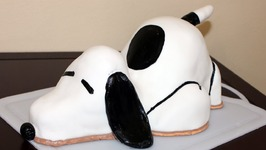 Snoopy Cake (How To)