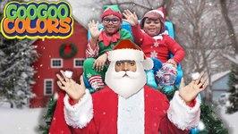 Hurry Up Santa! (Help Santa Clause Get Ready for Christmas)