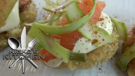 Quinoa Cakes (Healthy Recipe)